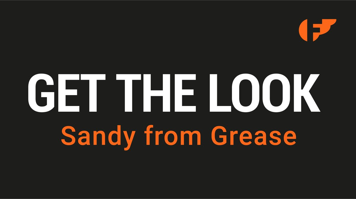 Get The Look: Sandy from Grease Hair Tutorial