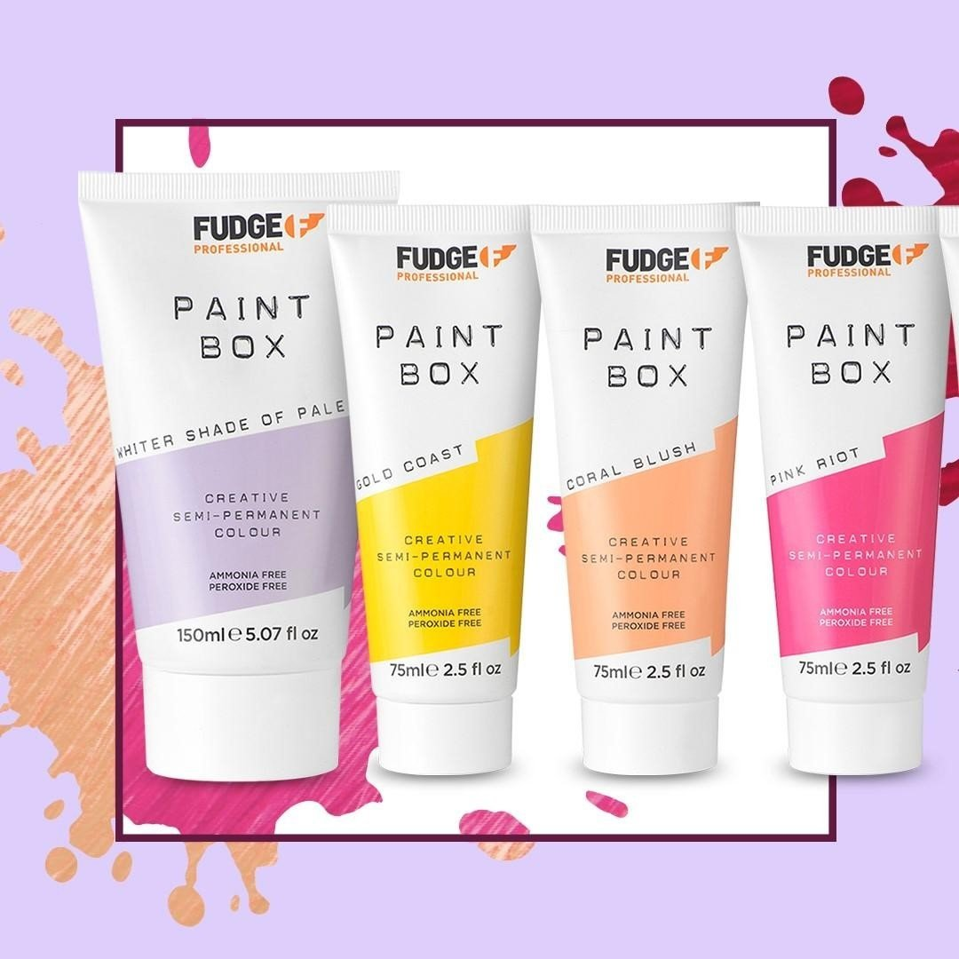 fudge paintbox how to use