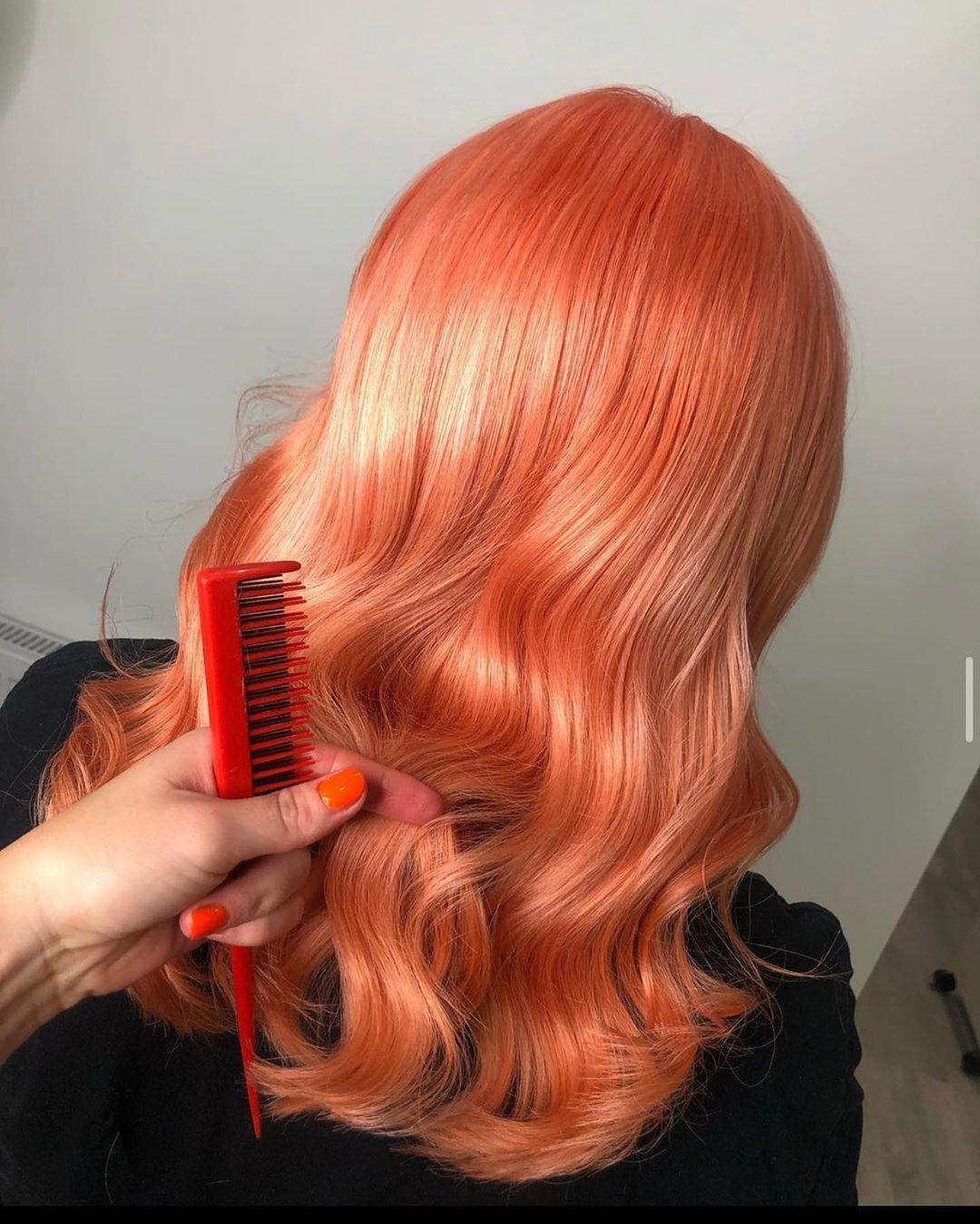 how to dye hair