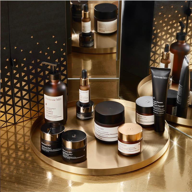 Luxury Gift Set in Gold and Black