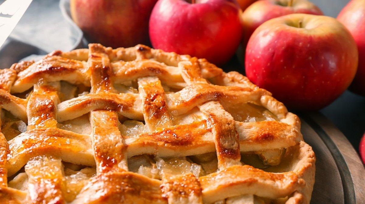 Healthy Apple Pie Recipe