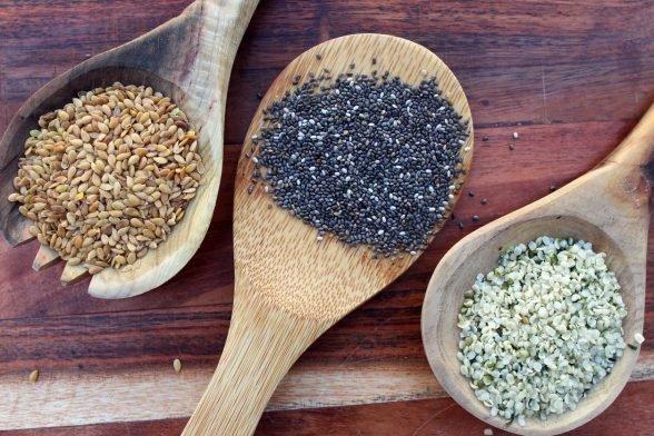 Five Vegetarian Sources of Omega 3