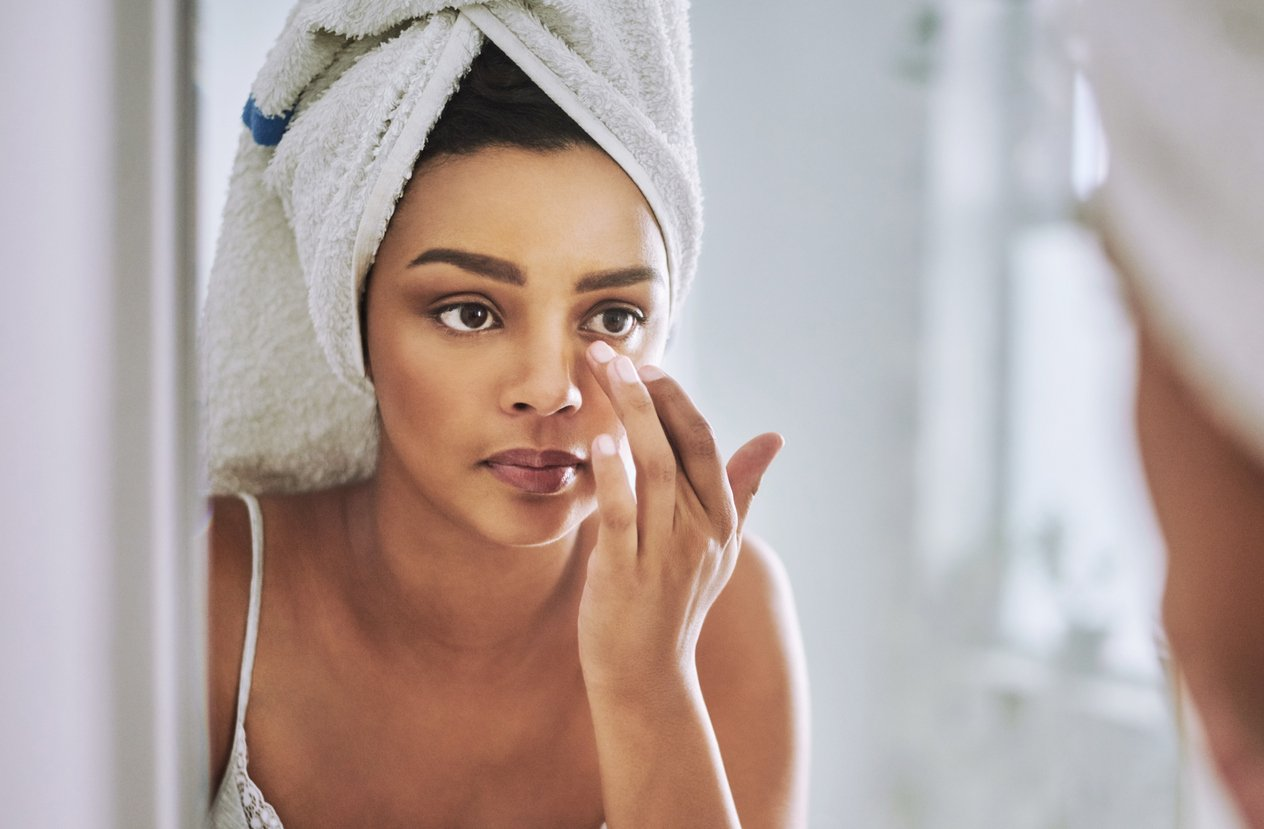 Why the Eye Area Ages Fast—And What You Can Do About It