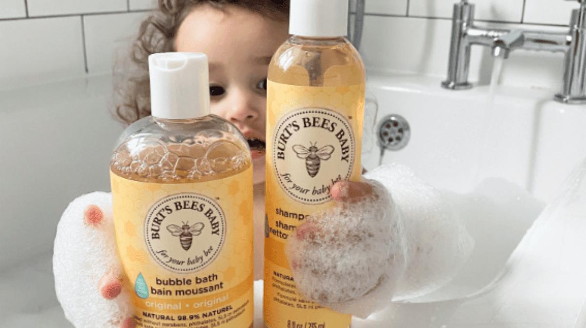 ¿Por qué deberías usar el Baño de burbujas para bebés?