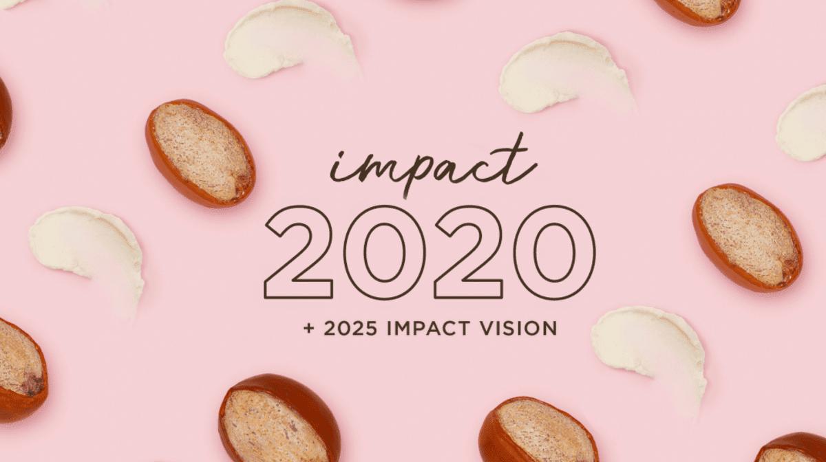 Prosperando juntos: Informe de Impacto 2020