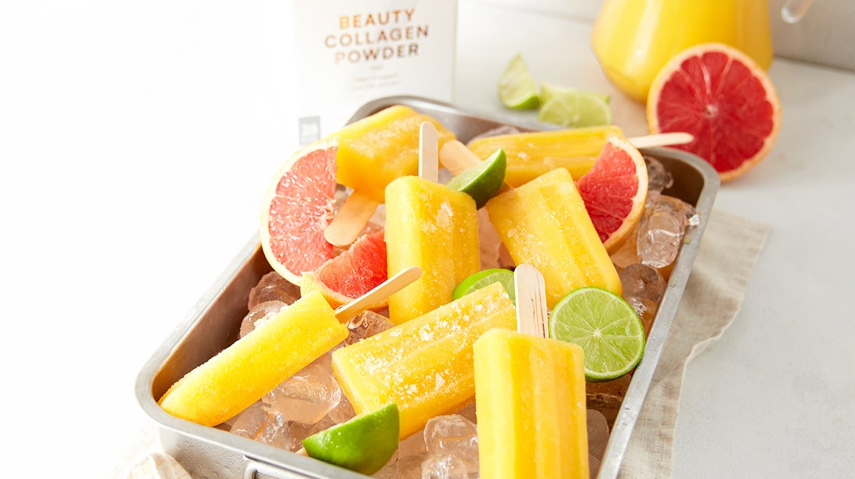 Collagen Ice Lollies