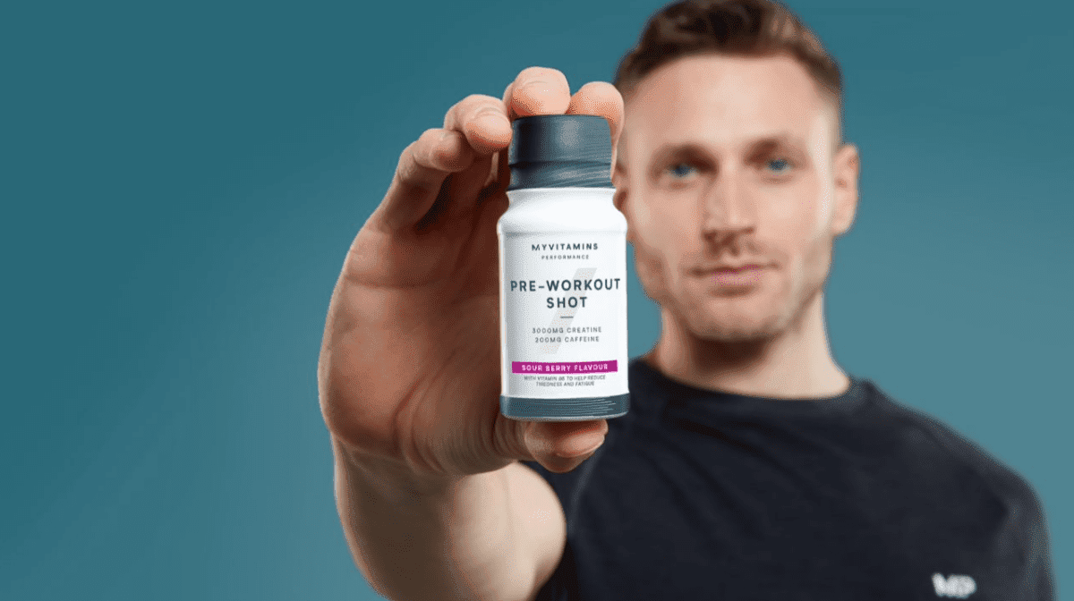 Introducing Our Pre-Workout Shot
