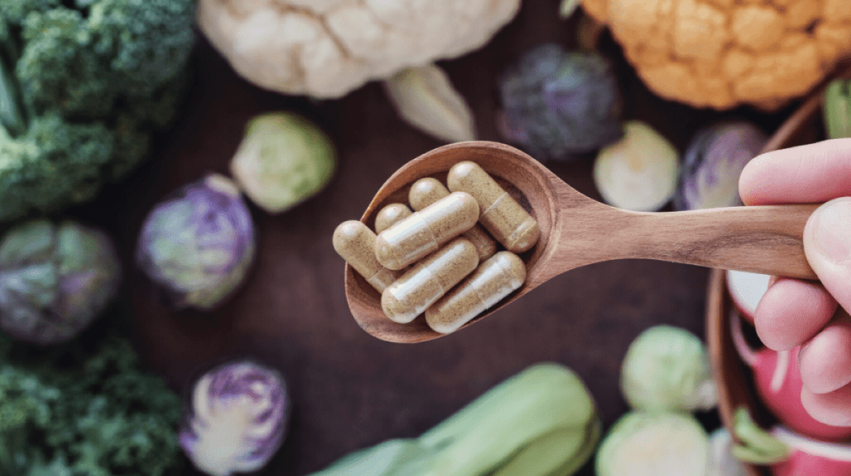 The 4 Best Supplements that Vegans Need in their Diet