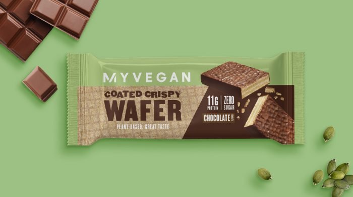 Introducing our Vegan Protein Wafer