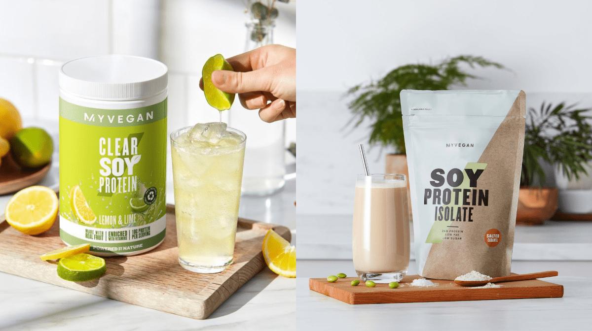 Soy Protein Powder | Myvegan