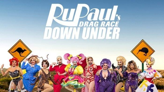 Revolution x RuPaul's Drag Race Down Under...