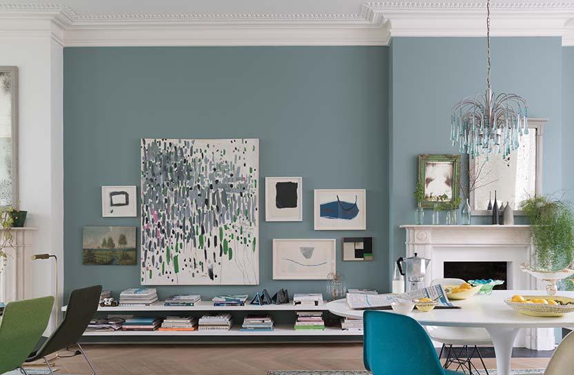 Blue colour ideas