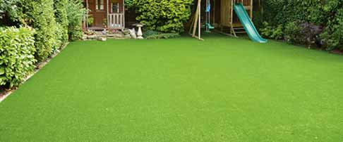 How to create a new lawn from artificial turf