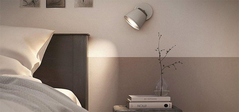 ways to light your bedroom