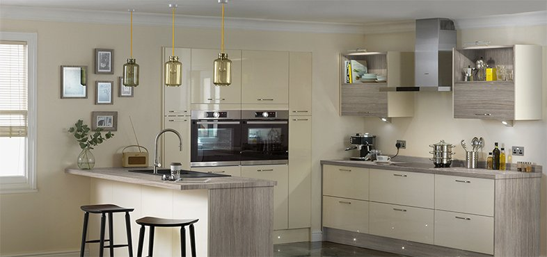 ways to light your kitchen