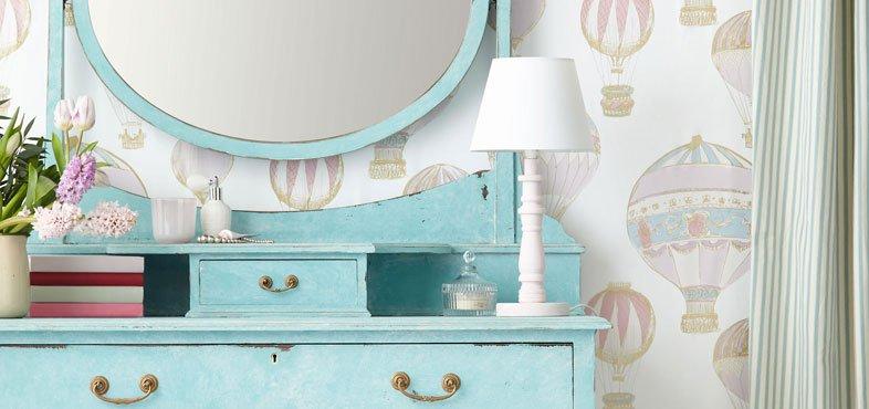 pretty pastel final room image