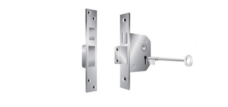 fit a mortice sash lock to your back door