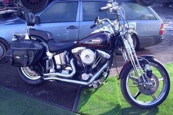 Harley Davidson Soft Tail Springer