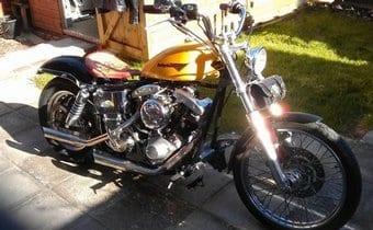 Harley Davidson 1970 Shovelhead