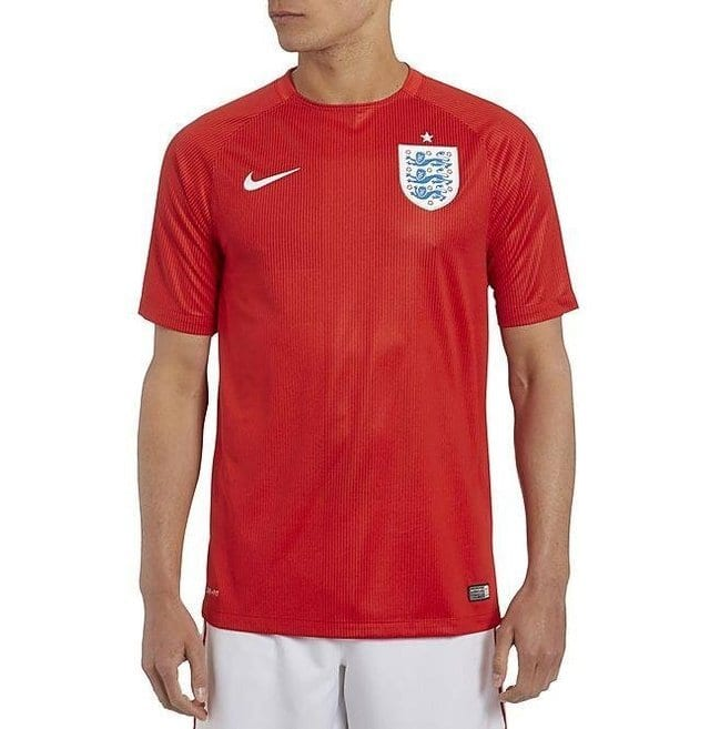 World Cup England Football Shirt