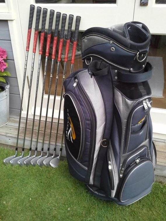 Second hand golf clubs