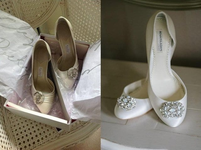 Second Hand Wedding Shoes