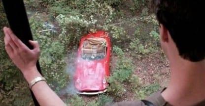 1961 Red Ferrari