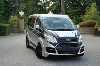Ford M Sport Van