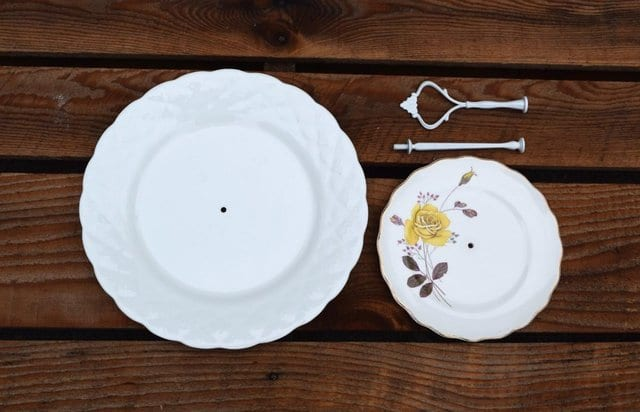 Cake Stand upcycling