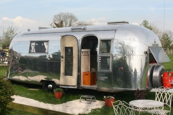 What's it Like to Own an Airstream Caravan?