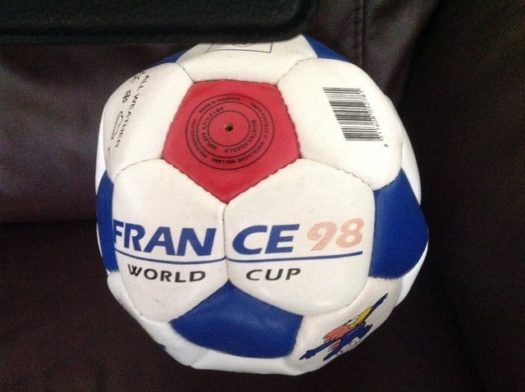 World Cup Football Memorabilia on Preloved