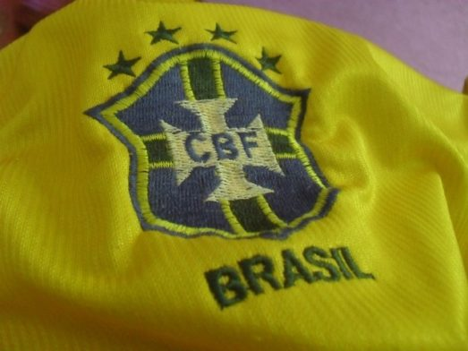 Joga Bonito! World Cup Shirts with Preloved