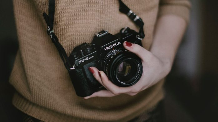Preloved Top Photography Tips Infographic