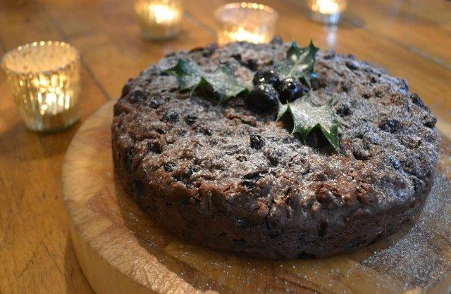 Alternative Christmas Cake Ideas #DIYXMAS