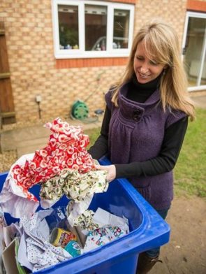 Christmas Recycling Ideas