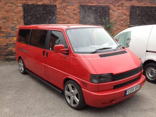Restoration Project: Stu's VW Camper Van Part 2