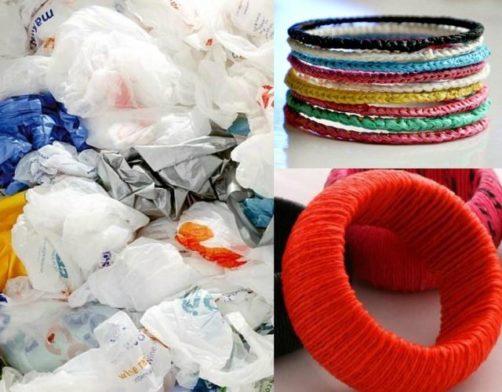 Recycle Week: Ways to Reuse Plastic Bags