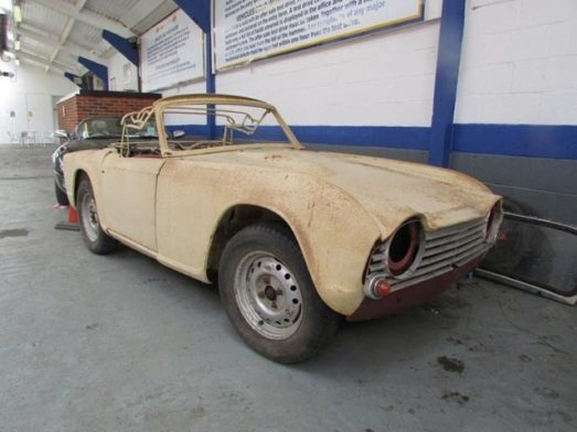 Meet a Classic Car Restoration Fanatic!