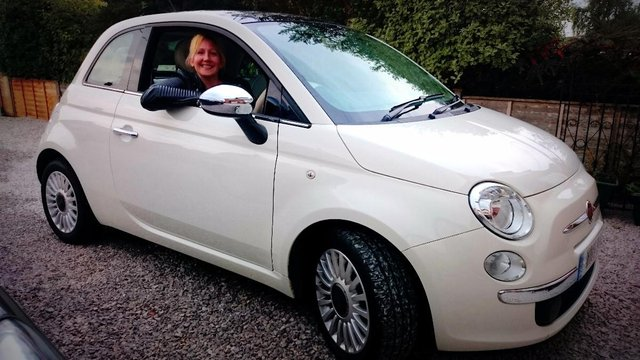 The Perfect Match: My Used Fiat 500 on Preloved