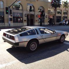 Delorean for Sale: Back to the Preloved Future