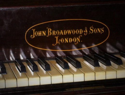 Preloved Piano: John Broadwood & Sons