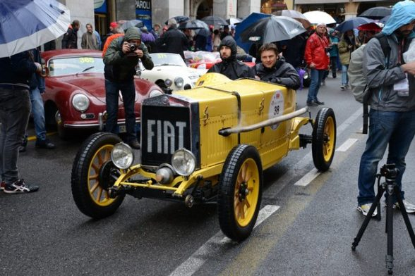 Mille Miglia - The Most Beautiful Race in the World