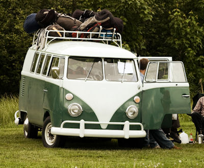 Buying a Second Hand Camper Van on Preloved