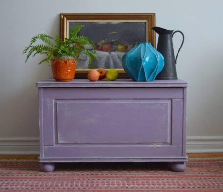 Create Distressed Furniture