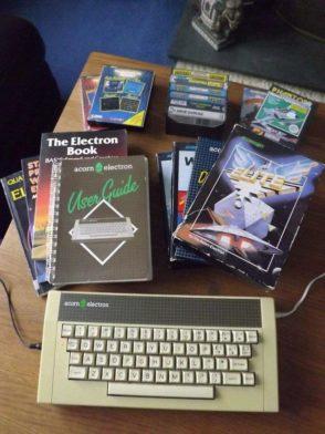Past Eras: Acorn Computers