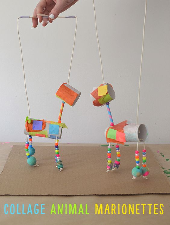 7. puppets