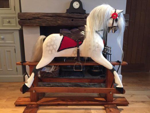 Preloved Member - Restoring a Rocking Horse