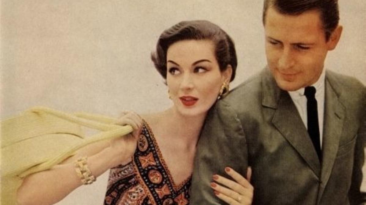 Trends Through the Decades: 1950s Fashion