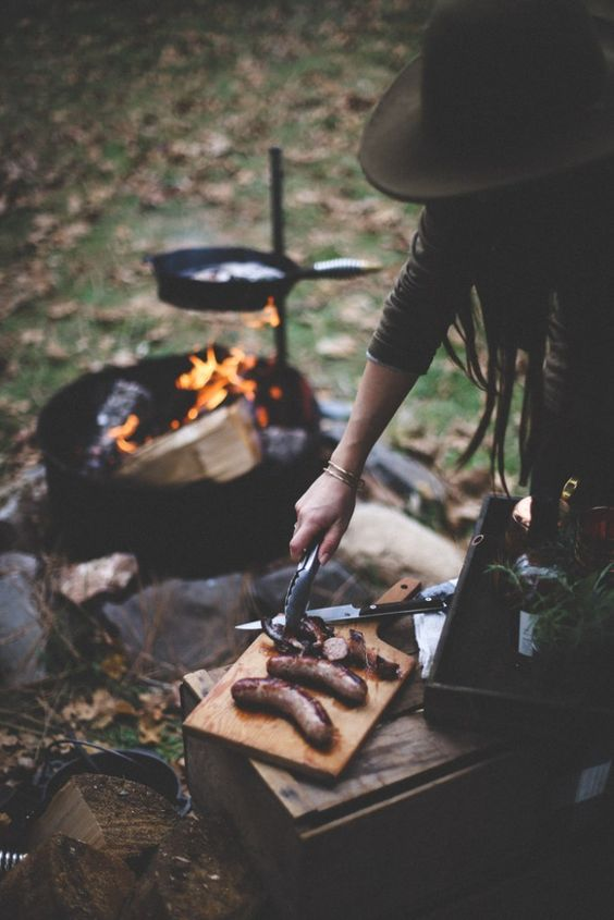Inspiration: 6 Camping Food Ideas