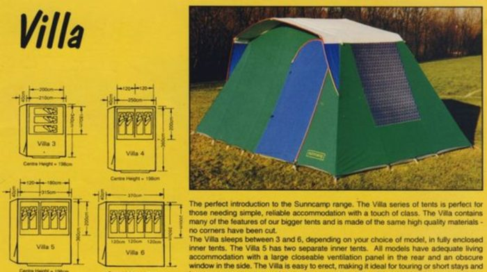 Canvas Camping: a Preloved Experience